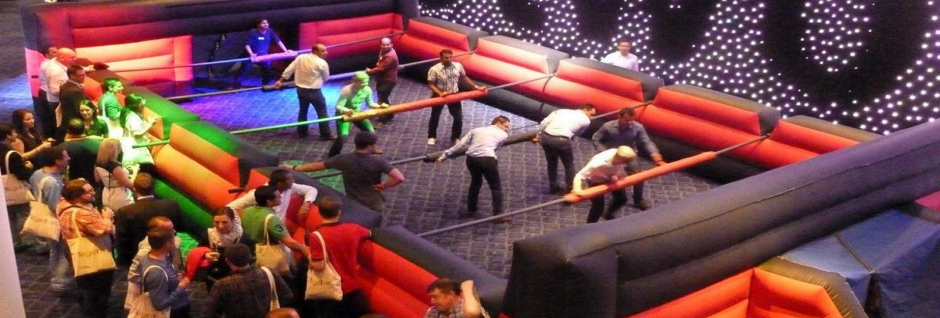 Entertainment and Extreme Sport Centres