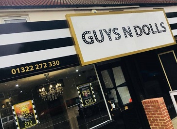 Guys 'n' Dolls in Dartford