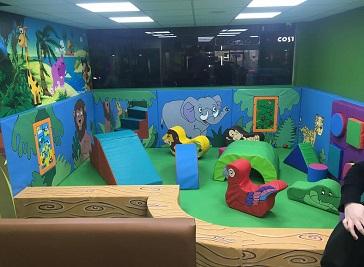 Jojo's Soft Play Centre & Cafeteria in Dartford