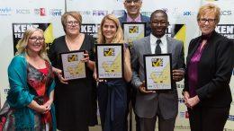 Teachers scoop top award